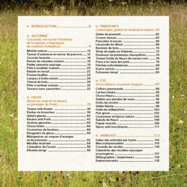 50 activités nature avec les enfants 2