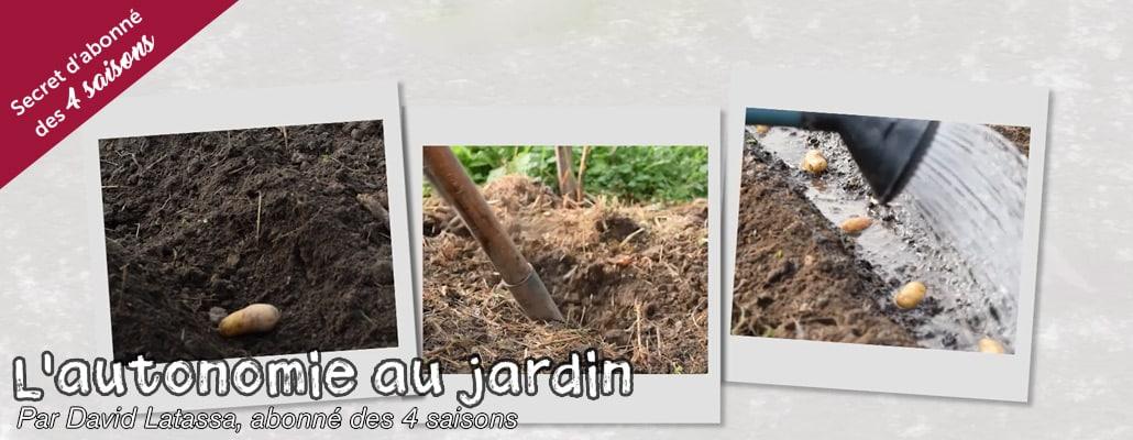 Planter ses pommes de terre primeurs (5/12)