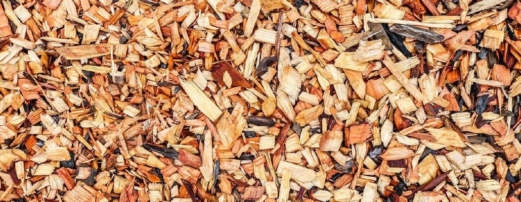 Broyat de bois
