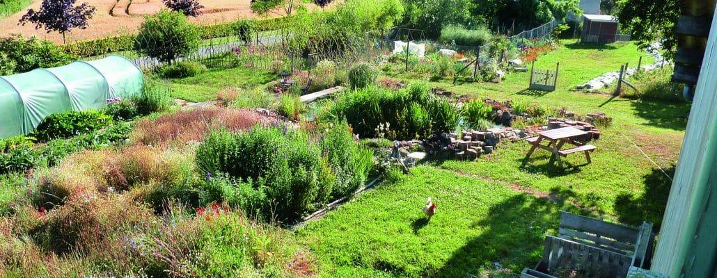 Comment faire un design en permaculture ?