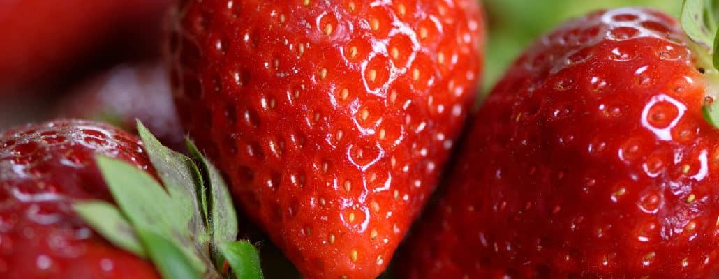Cure de fraises