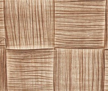 Illustration d'un carrelage marron dessiné avec des traits