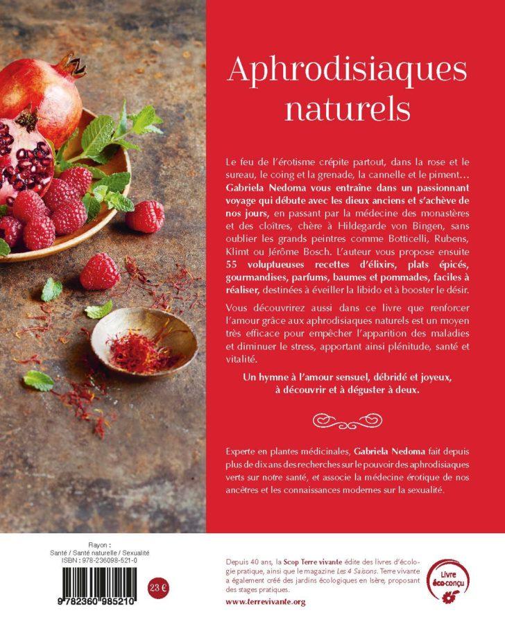Aphrodisiaques naturels 1