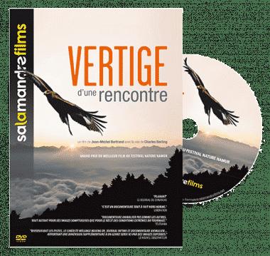Cadeau VPC DVD JM Bertrand : Vertige d'une rencontre