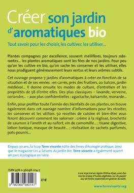 Créer son jardin d'aromatiques bio 1