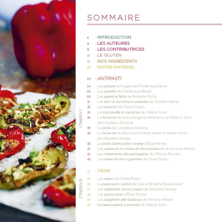Cuisine italienne et sans gluten ! 2