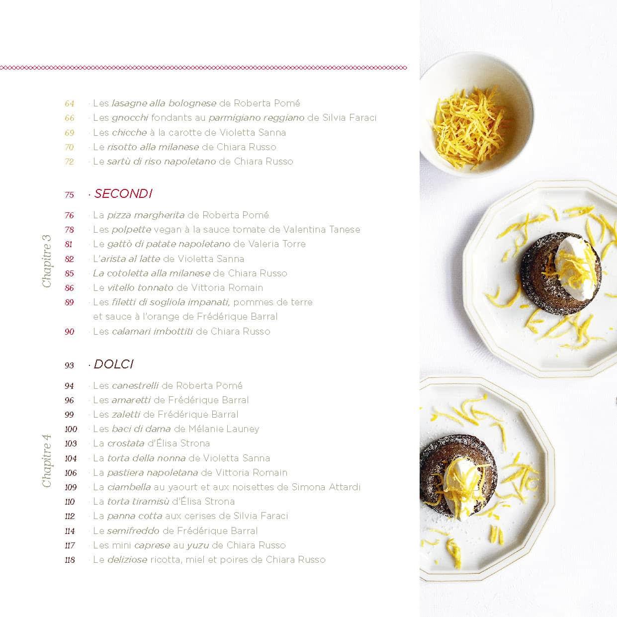 Cuisine italienne et sans gluten ! 3