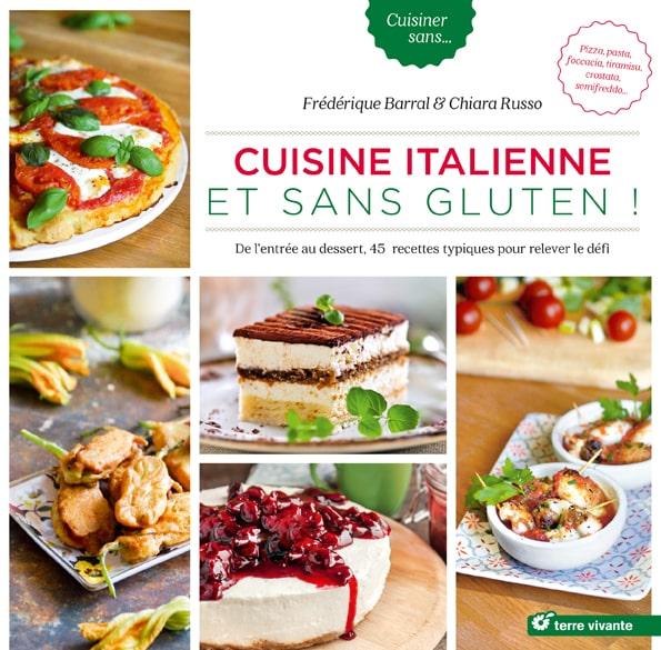 Cuisine italienne et sans gluten !