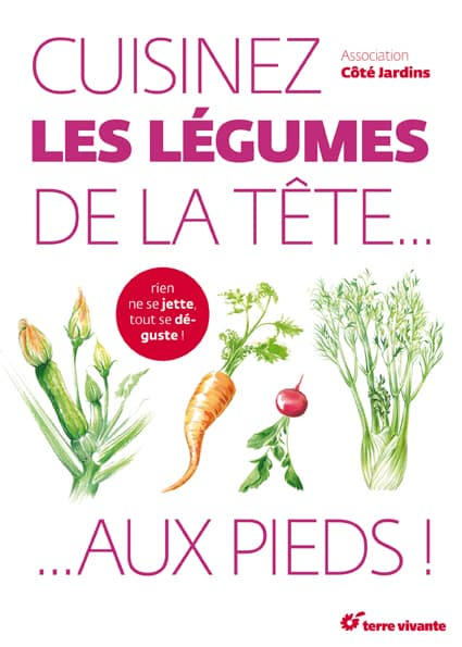 Cuisinez les légumes de la tête… aux pieds !