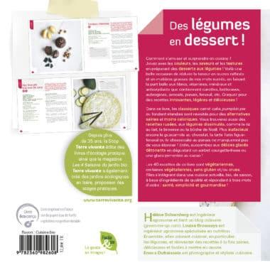 Des légumes en dessert ! 1