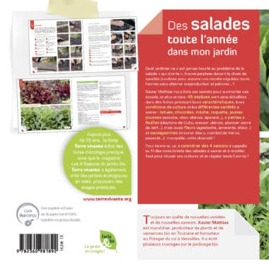 Des salades toute l'année dans mon jardin 1