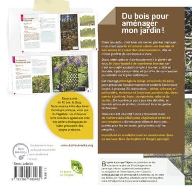 Du bois pour aménager mon jardin ! 1