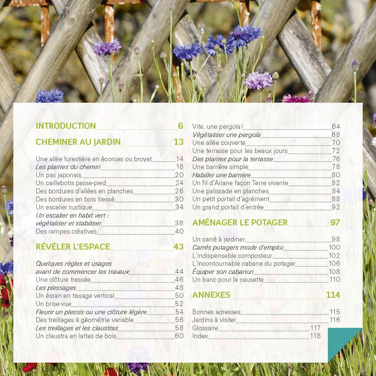 Du bois pour aménager mon jardin ! 2