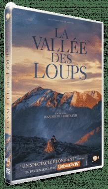 DVD - La vallée des loups