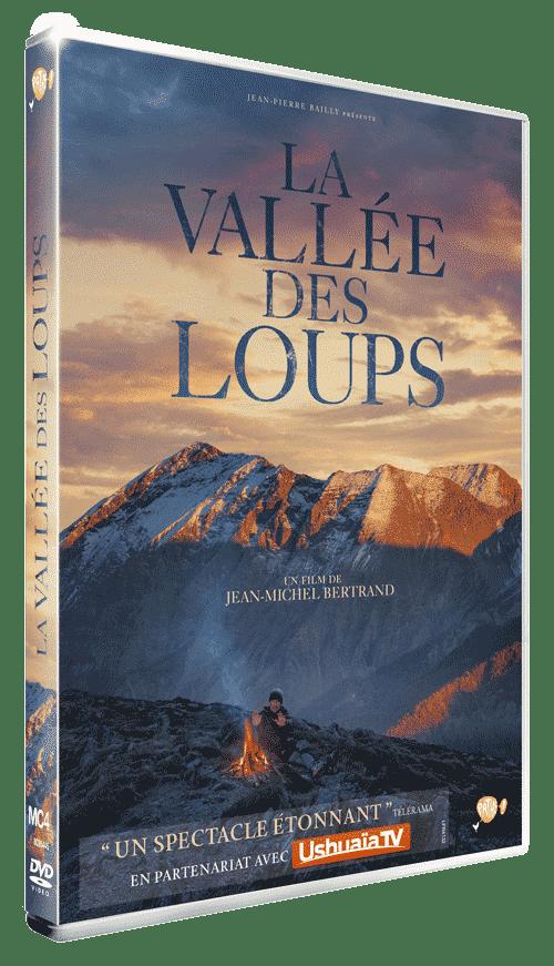 DVD – La vallée des loups