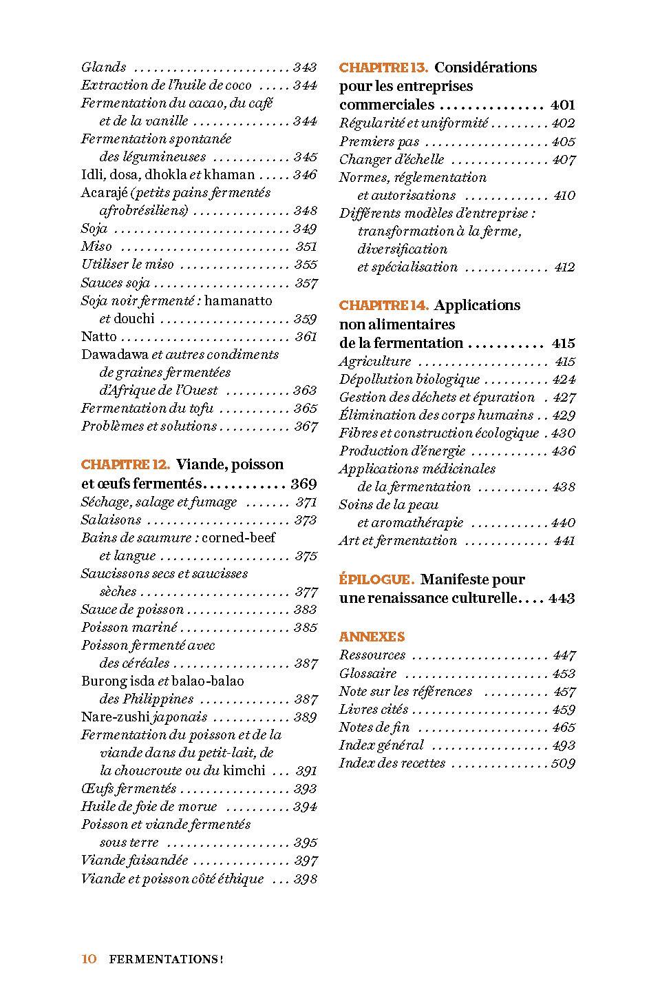 Fermentations ! 5