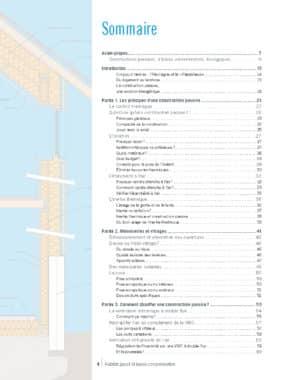Habitat passif et basse consommation 3