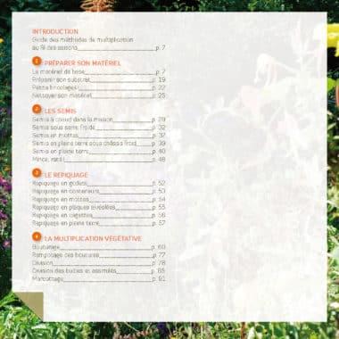 Je multiplie les plantes au jardin 2