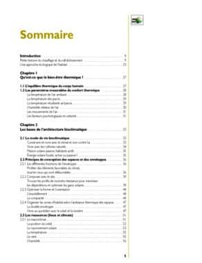 La conception bioclimatique 4
