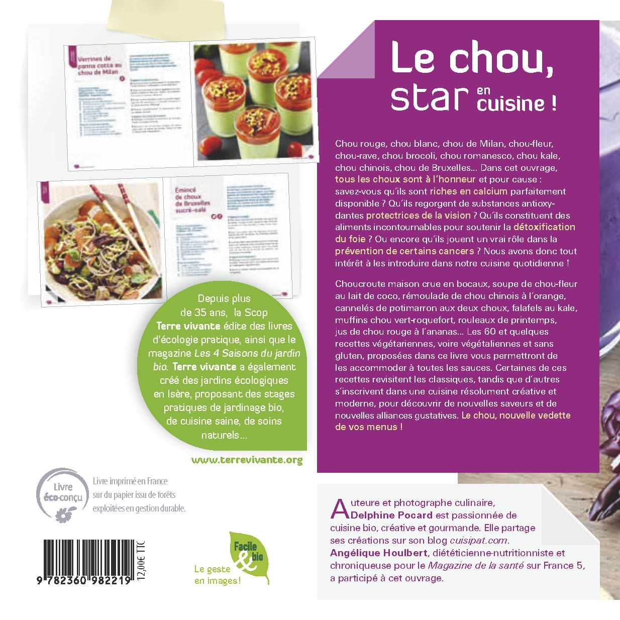 Le chou, star en cuisine ! 1