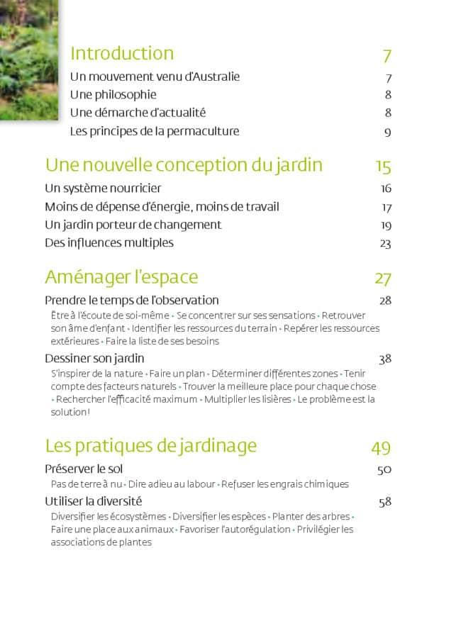 Le guide de la permaculture au jardin 2