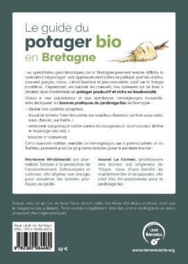 Le guide du potager bio en Bretagne - nouvelle édition 1