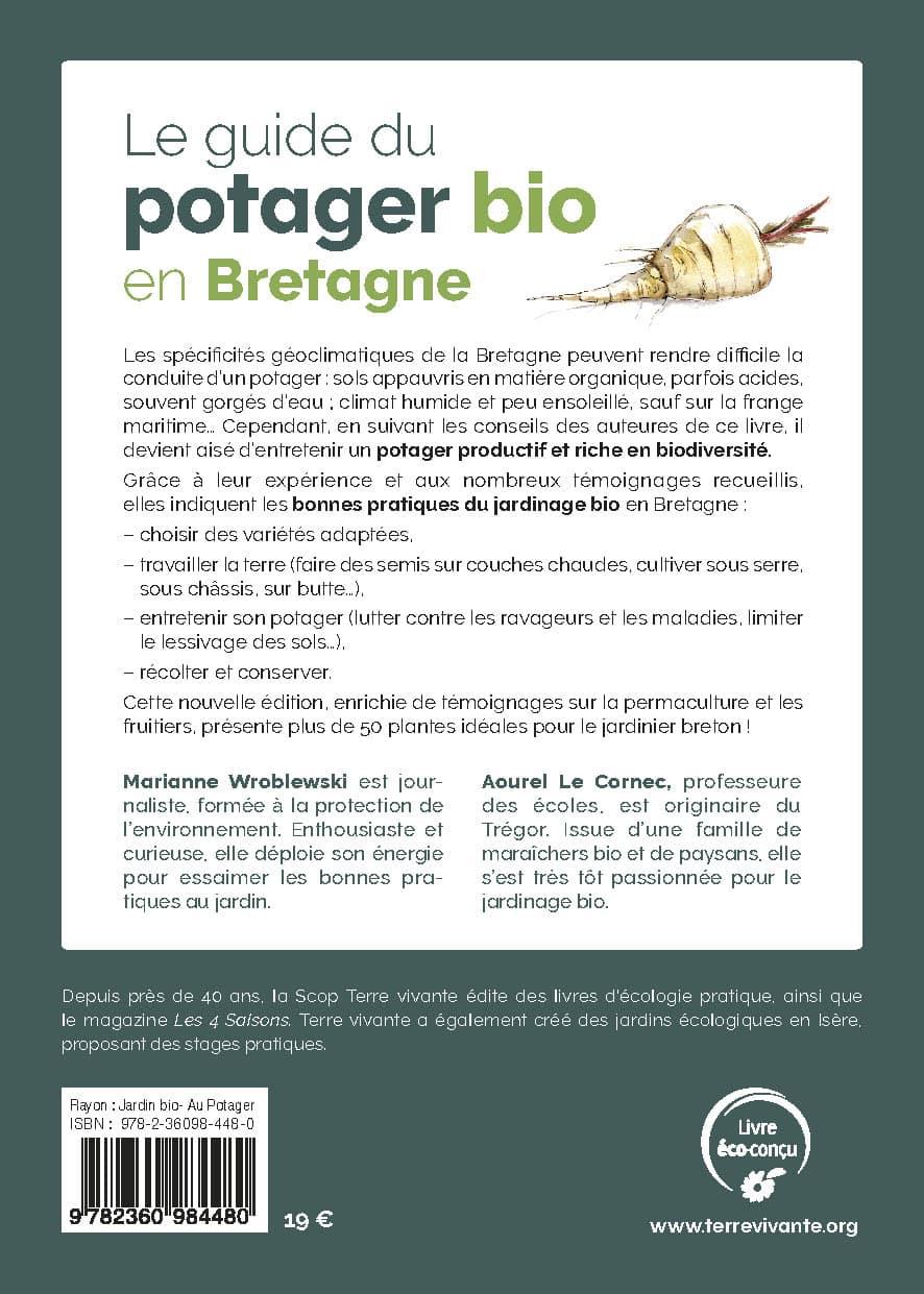 Le guide du potager bio en Bretagne – nouvelle édition 1