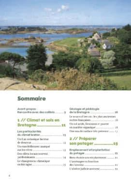 Le guide du potager bio en Bretagne - nouvelle édition 2