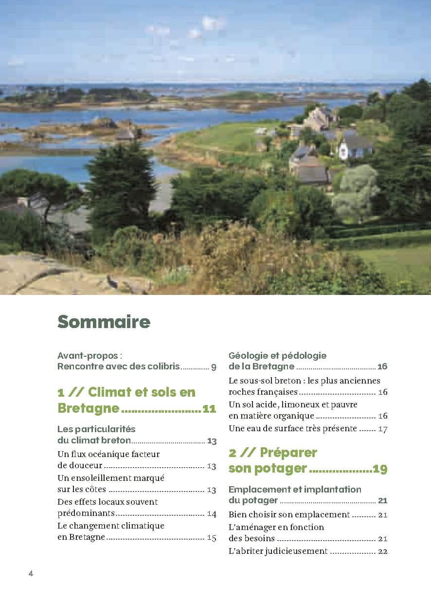 Le guide du potager bio en Bretagne – nouvelle édition 2