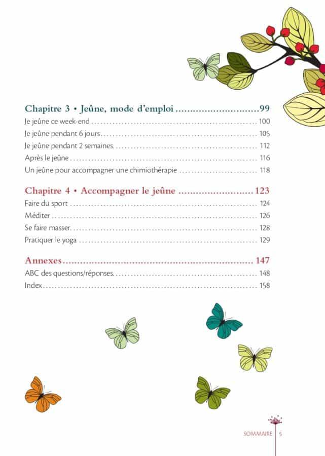 Le guide pratique du jeûne 3