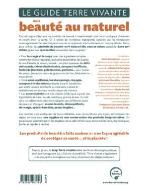 Le guide Terre vivante de la beauté au naturel 1