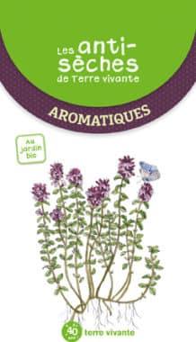 Les antisèches de Terre vivante : Aromatiques