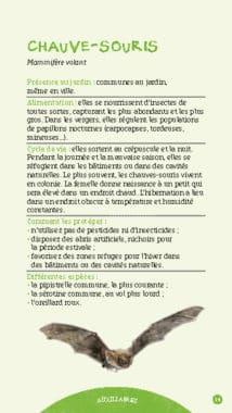 Les antisèches de Terre vivante : Ravageurs & maladies 5