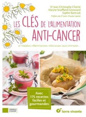 Les clés de l'alimentation anti-cancer