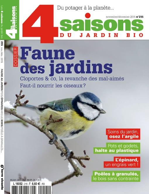 Les Quatre Saisons n°215