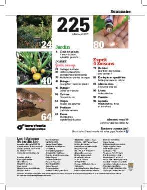 Les Quatre Saisons n°225 1