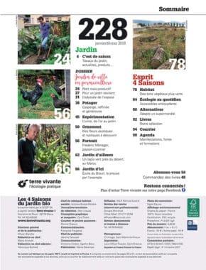Les Quatre Saisons n°228 1