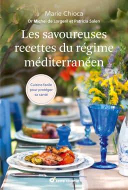 Les savoureuses recettes du régime méditerranéen