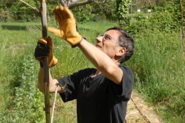 Blaise Leclerc - Les travaux du potager en automne