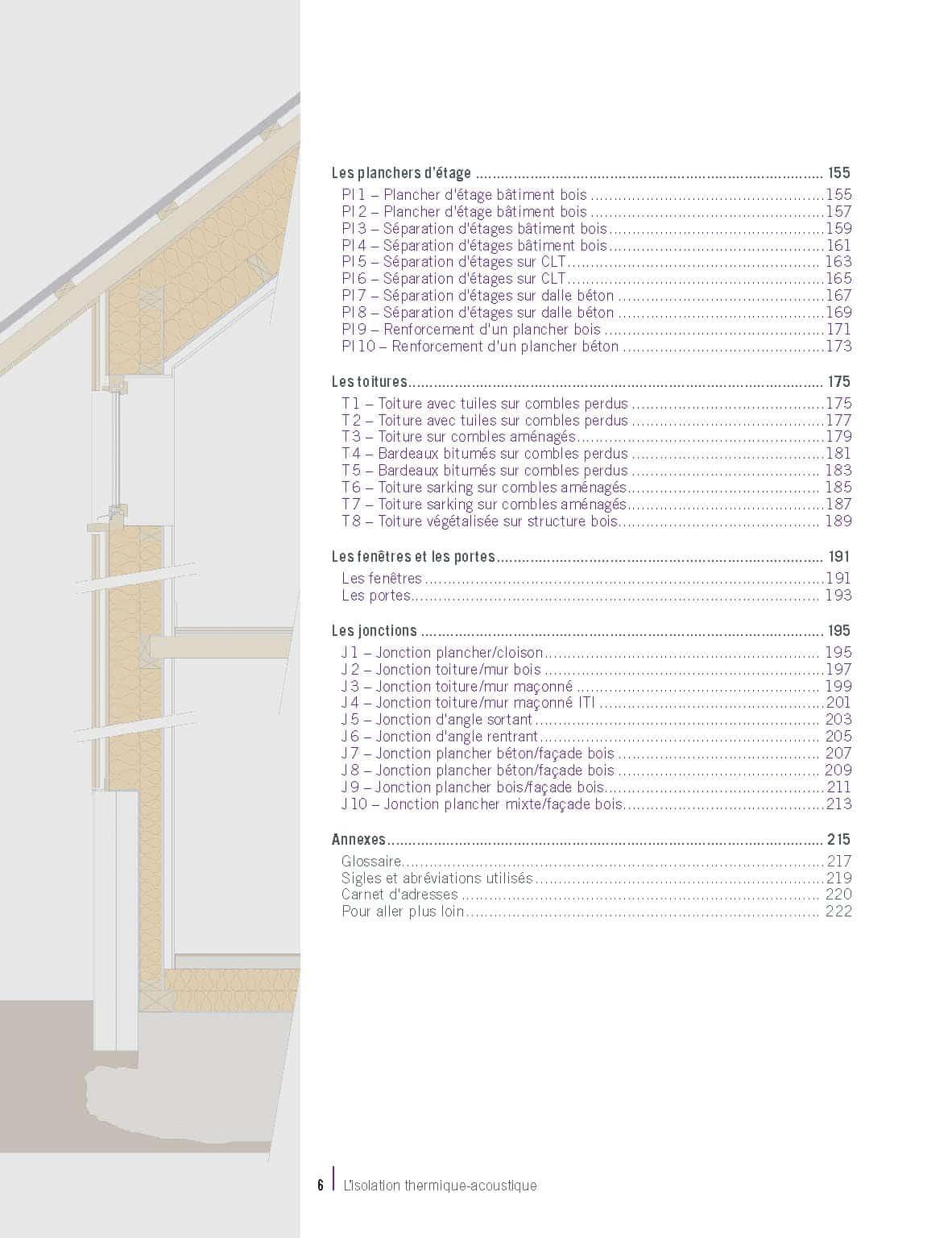 L'isolation thermique-acoustique 2