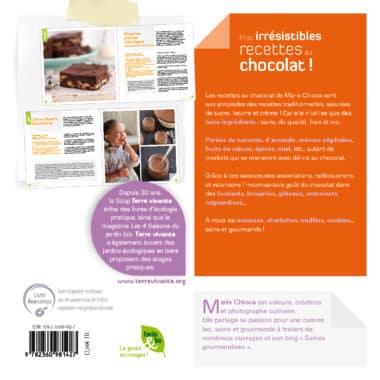 Mes irrésistibles recettes au chocolat 1