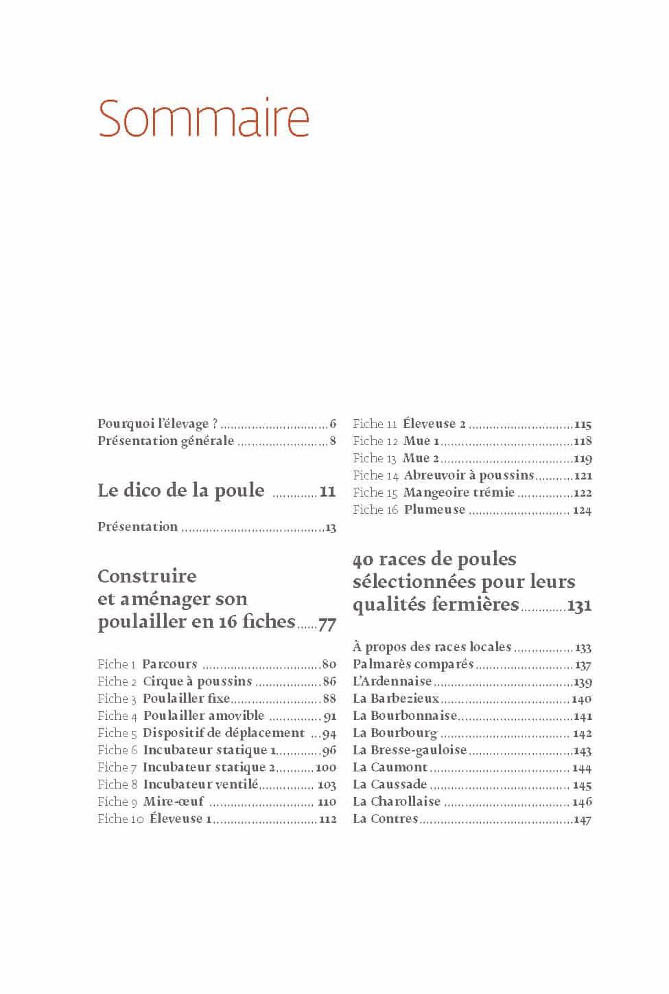 Petite encyclopédie de la poule et du poulailler 2