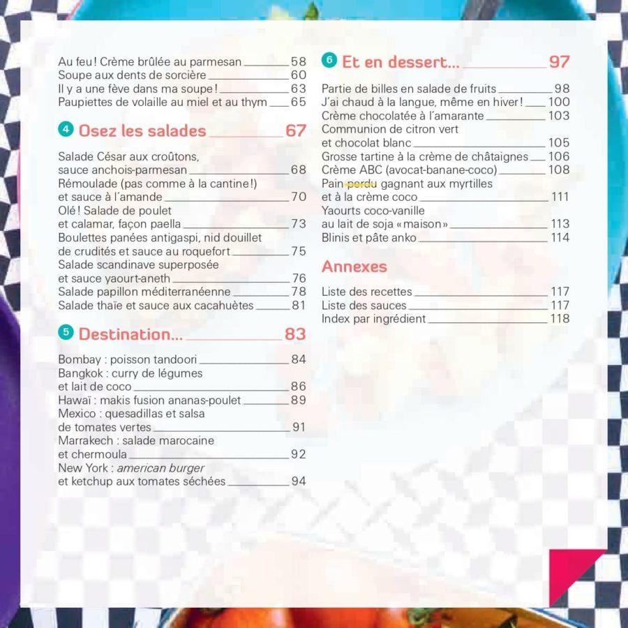 Recettes saines et gourmandes pour enfants récalcitrants ! 2