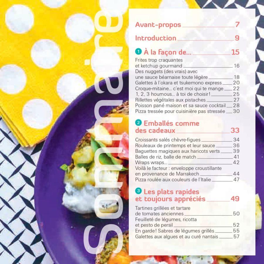 Recettes saines et gourmandes pour enfants récalcitrants ! 3