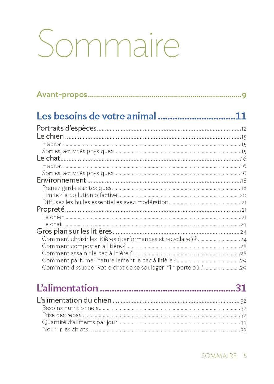 Soins naturels pour chiens et chats 2