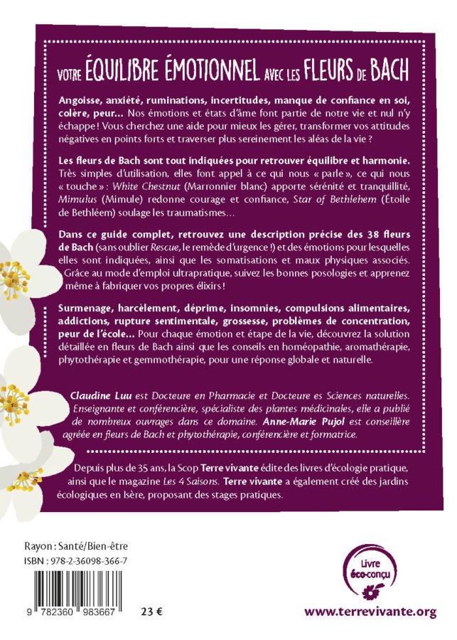 Votre équilibre émotionnel avec les fleurs de Bach 1