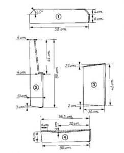Comment construire un banc de jardin en bois ? 4