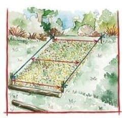 Comment construire un escalier de jardin en rondins de bois ? 3