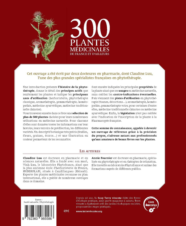 300 plantes médicinales de France et d'ailleurs 1