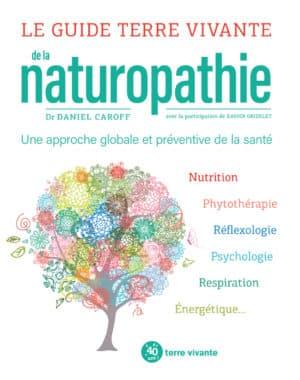 Le Guide Terre vivante de la naturopathie